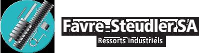 Favre-Steudler SA : Ressorts industriels - Industriefedern - Industrial springs